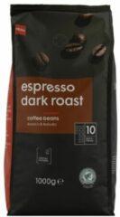 HEMA Koffiebonen Espresso Dark Roast - 1000 Gram