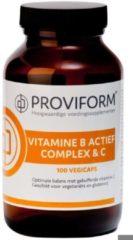 Proviform Vitamine B actief complex & C 100 Vegacaps