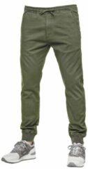 REELL Reflex Rib Pants groen