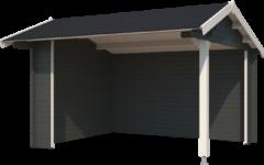 Outdoor Life Products | Kapschuur Kirian | Carbon Grey | 400x320