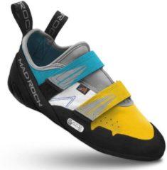 Gele Mad Rock Agama klimschoen voor beginners met maximaal comfort Maat 44 (10.5)