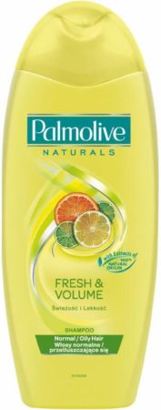 Afbeelding van Palmolive Naturals Fresh & Volume Shampoo Citrusvruchten & Vitamines 350 ml