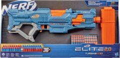 NERF blaster Elite 2.0 Turbine junior blauw/oranje 37-delig