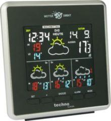 Technotrade TechnoLine WD 4026 WetterDirekt Station mit farbigem Negativ-Display