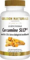 Golden Naturals Curcumine SLCP 400 mg (60 veganistische capsules)