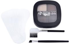 Bruine W7 Make-Up W7 Brow Bar - Wenkbrauwpoeder