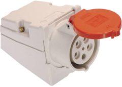 As - Schwabe 60432 60432 CEE-wandcontactdoos 32 A 5-polig 400 V