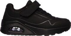 Skechers Uno Air Blitz sneakers zwart - Maat 30