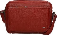 Berba Crossbody Tas Chamonix 125-040 Red