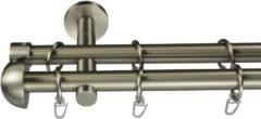 Gardinenstange, Garesa, »Verdura«, 1-oder 2-läufig nach Maß, ø 20 mm