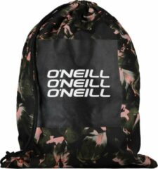 Gele O'Neill Sporttas Bm graphic - Black Aop W/ Yellow - One Size