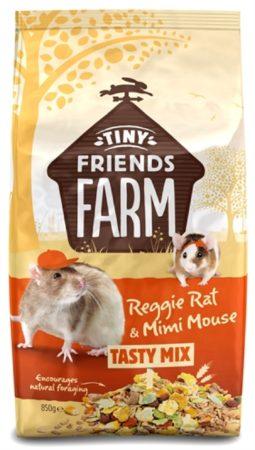Afbeelding van Supreme Reggie Rat & Mimi Mouse - Rattenvoer - 850 g
