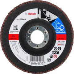 Bosch Professional accessoire Bosch - Lamellenschuurschijf 125 mm, 22,23 mm, 40