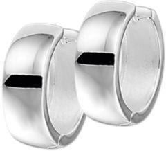 Zilveren The Jewelry Collection Klapoorringen Bol - Zilver