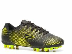 Dutchy Dott kinder voetbalschoenen MG - Zwart - Maat 37