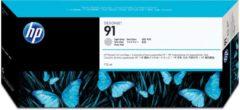 HP 91 - Inktcartridge / Licht Grijs (C9466A)