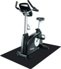 Tunturi Hometrainer mat - Vloerbeschermmat - 100 x 70 x 0,5 cm - Zwart