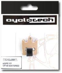 Cyclotech Components Prodisc Metal Remblokken voor Hope X2
