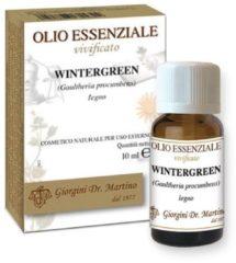 DR.GIORGINI SER-VIS Srl Dr.Giorgini Wintergreen Olio Essenziale 10ml