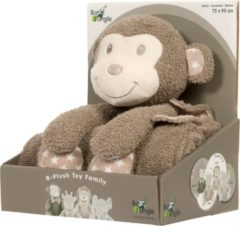 Bruine Bo Jungle B-plush toy with blanket Tambo the Monkey