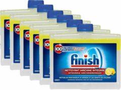 Finish Vaatwasmachinereiniger Citroen - 6 x 250 ml - Voordeelverpakking