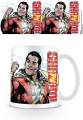 DC Comics SHAZAM - Mug - 315 ml - Flexing Up A Storm