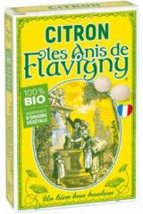 Les Anis De Flavigny Anijspastilles Citroen Bio (40g)