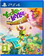Yooka-Laylee & The Impossible Lair (PlayStation 4)