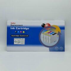 Cyane KUPRI - 16XL set van 10 stuks - Epson T1631 - T1632 - T1633 - T1634 - Compatible inktcartridge / Alternatief voor de Epson 16XL