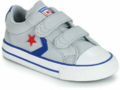 Grijze Lage Sneakers Converse STAR PLAYER 2V CANVAS OX