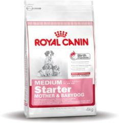 Royal Canin Shn Medium Starter Mother & Babydog - Hondenvoer - 4 kg