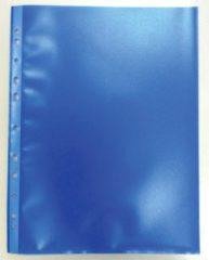 Blauwe Bronyl P50 SHOWTAS PERF A4 80MIC BL