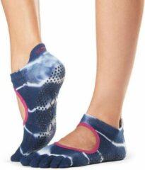 Blauwe Toe Sox ToeSox Full Toe Bellarina Cosmic