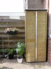Van Kooten Tuin en Buitenleven Hoge tuinkast 80x54x180 cm