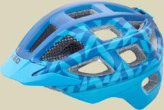 KED Kailu Kinder/Jugendliche Fahrradhelm Kopfumfang M 53-59 cm blue matt