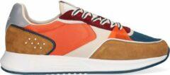 The Hoff Brand Heren Lage sneakers Harlem - Oranje - Maat 43