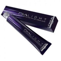 Bruine L'Oréal Paris Loreal Semi-permanente Haarkleuring - Dia Light Color Creme Donkerblond - 50ml