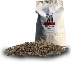 WOODcom - HOTdevil Black Pitt BBQ pellets - 100% Eik (10Kg)