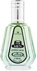 Witte Merkloos / Sans marque For Men Al Rehab eau De Parfum 50 ml