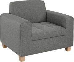 Home affaire Sessel »Corby«, Steppung auf Sitzfläche