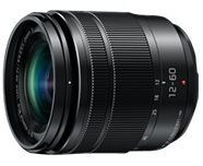 Panasonic LUMIX G VARIO H-FS12060E - Zoomobjektiv - 12 mm - 60 mm