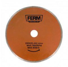 FERM diamant zaagblad 200 voor tegelzaagmachine TCA1006