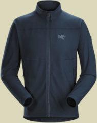 Arcteryx Delta LT Jacket Men Herren Fleecejacke Größe L nocturne