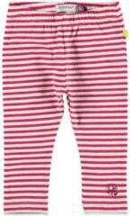 Roze Babyface gestreepte legging (Roos) - 86