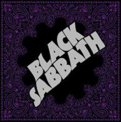 Rock Off Black Sabbath Bandana Logo Zwart