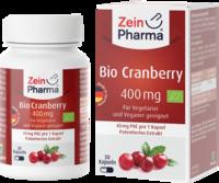 BIO CRANBERRY Vegi Kapseln 400 mg 30 St