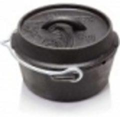 Petromax Dutch Oven ft 1 zonder poten zwart