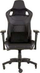 Zwarte Corsair T1 Race 2018 Gaming Chair