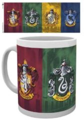 Harry Potter - All Crests beker multicolours
