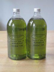 Provendi Vloeibare Marseille Zeep 2 x 1 L Groene Thee